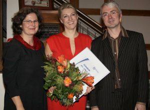 2010 Anke Odrig als Gründerin des Jahres