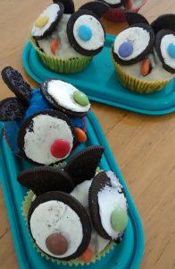 LITTLE BIRD Vogel-Muffins