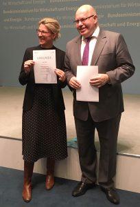 Anke Odrig & Peter Altmeier