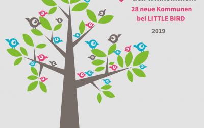 Was für ein tolles Jahr! 28 neue Kommunen in 2019